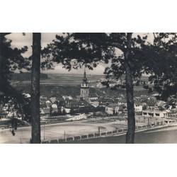Pohled ze Strážné hory (Kostelíčku) 1948