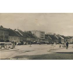 Karlovo náměstí 1939