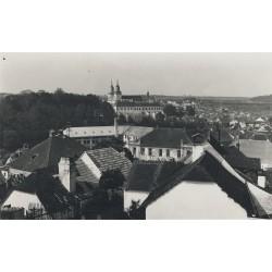 Pohled od křížku z Kanciborku